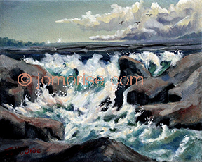 wave - oil